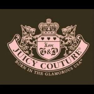 Juicy Couture Tootsie Roll Barrel Bag